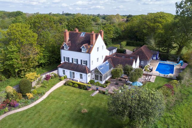 Thumbnail Detached house for sale in Platoff Road, Lymington