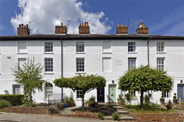 Thumbnail Terraced house to rent in West Street, Henley-On-Thames, Oxfordshire