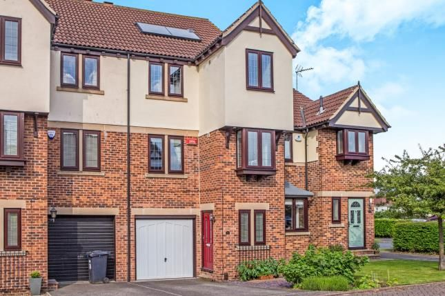 Thumbnail Terraced house for sale in Ash Tree Road, Knaresborough, North Yorkshire, .