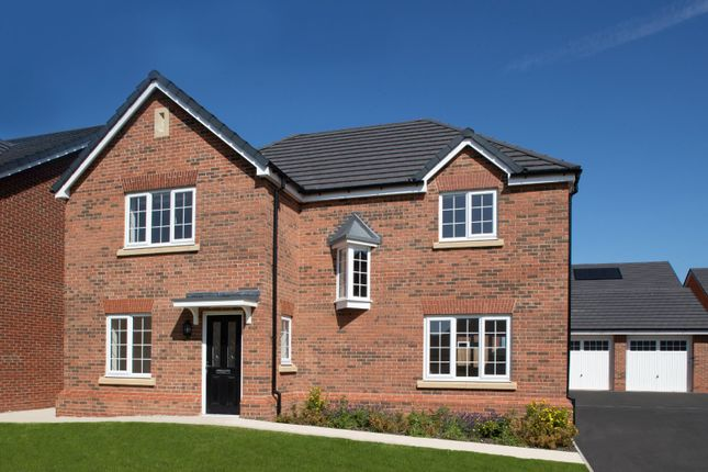 Thumbnail Detached house for sale in Plot 114 The Oxford, Calder View, Daniel Fold Lane, Catteral