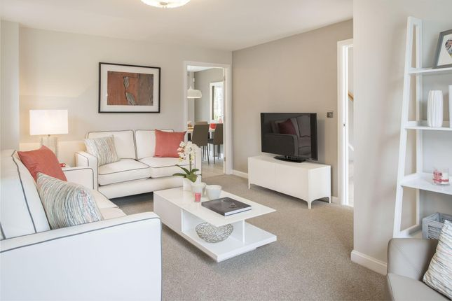 "Thumbnail Terraced house for sale in ""Finchley"" at Bevans Lane, Pontrhydyrun, Cwmbran"