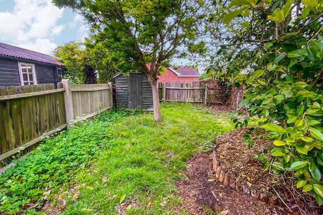 Garden of Ingham Corner, Ingham, Norwich NR12