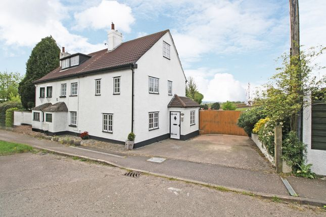 Thumbnail Semi-detached house for sale in Clyst St. George, Exeter