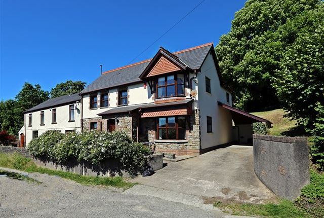 Thumbnail Semi-detached house for sale in Dehewydd Lane, Llantwit Fardre, Pontypridd
