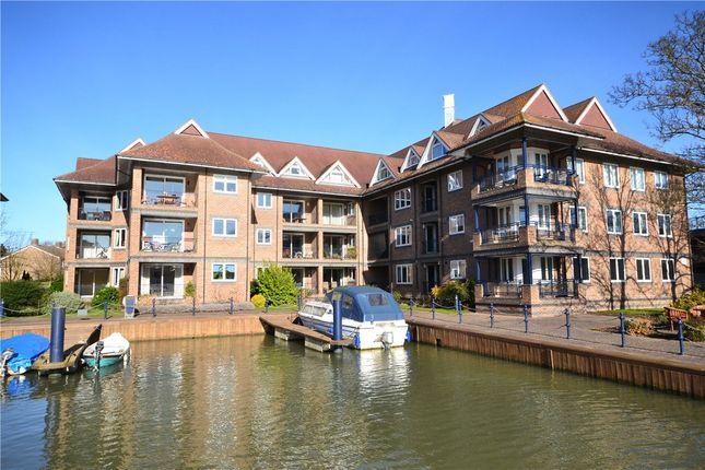 Thumbnail Flat to rent in Eights Marina, Mariners Way, Cambridge
