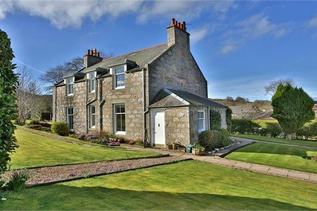 Thumbnail Detached house for sale in Oyne, Insch, Aberdeenshire