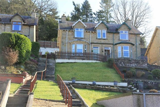 Thumbnail Semi-detached house for sale in Orchard Terrace, Hawick
