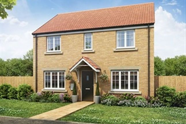 Thumbnail Detached house for sale in Daisy Road, Witham St. Hughs, Lincoln