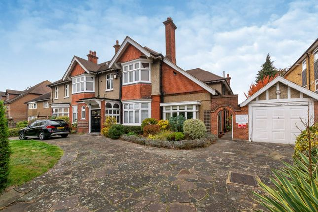 Thumbnail Flat for sale in Worcester Road, Sutton