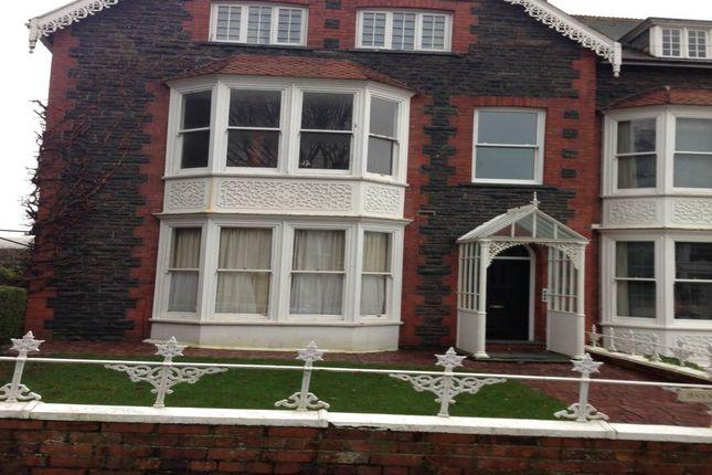 Thumbnail Flat to rent in Bryndedwydd, St Davids Road, Aberystwyth
