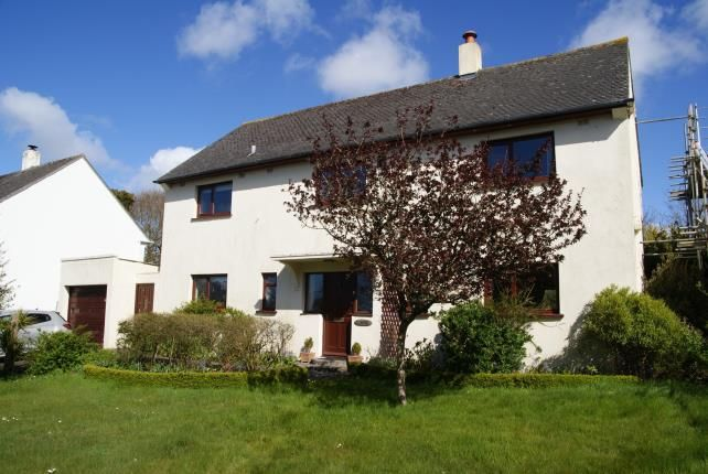 Thumbnail Detached house for sale in St. Merryn, Padstow, Cornwall