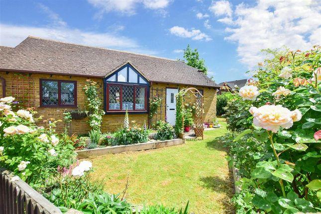 Thumbnail Detached bungalow for sale in Ashbee Close, Snodland, Kent