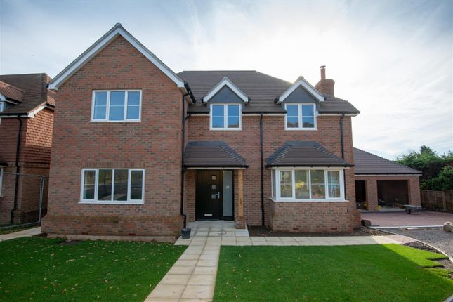 Thumbnail Detached house for sale in Mill Lane, High Salvington, Worthing