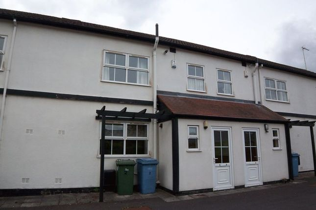 Thumbnail Terraced house to rent in Hospital Road, Retford