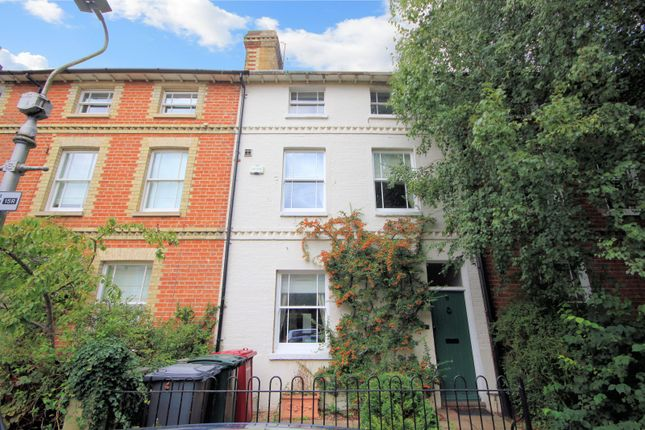 Thumbnail Town house to rent in New Road, Reading