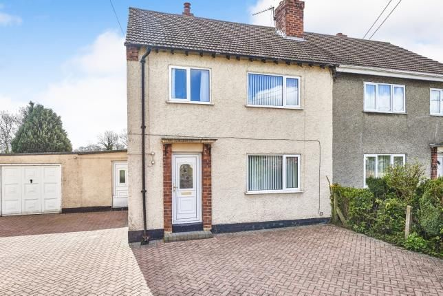 Thumbnail Semi-detached house for sale in Anteforth View, Gilling West, Richmond, North Yorkshire