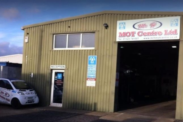 Thumbnail Commercial property for sale in Mot And Repair Centre BN24, Westham, East Sussex