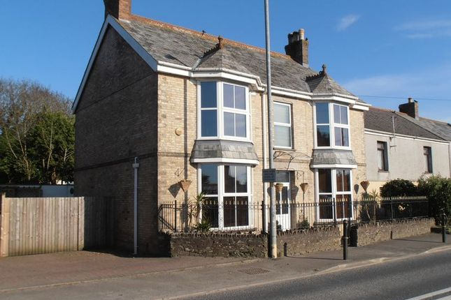 Thumbnail End terrace house for sale in North Way, Quintrell Downs, Newquay
