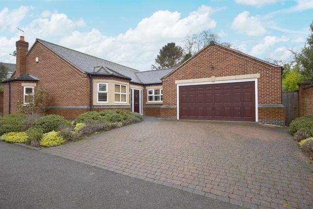 Thumbnail Detached bungalow for sale in Kings Croft, Allestree Village, Derby
