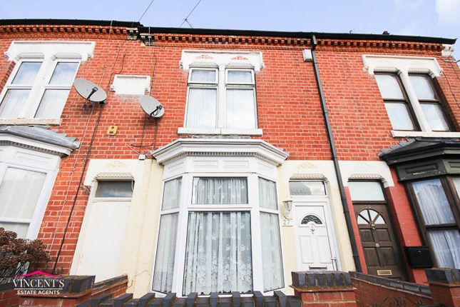 Terraced house for sale in Shaftesbury Road, Leicester