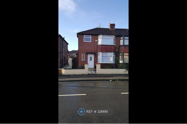 Thumbnail Semi-detached house to rent in Dawlish Avenue, Droylsden
