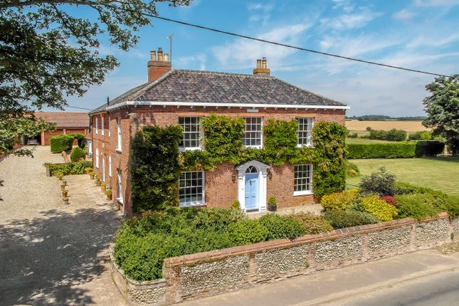 Thumbnail Detached house for sale in Mileham, King's Lynn