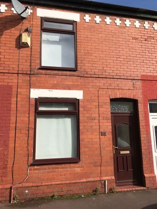 Thumbnail Terraced house to rent in Cumberland Street, Warrington