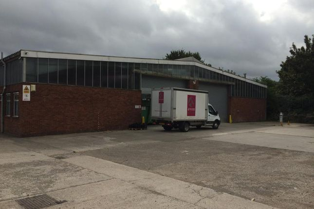 Industrial to let in 30 Vale Lane Trading Estate, Off Hartcliffe Way, Bedminster, Bristol