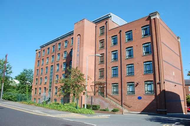 Thumbnail Flat to rent in Harper Mill Mossley Road, Ashton-Under-Lyne