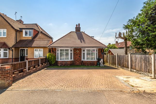 Thumbnail Bungalow for sale in Watford Road, Croxley Green, Rickmansworth