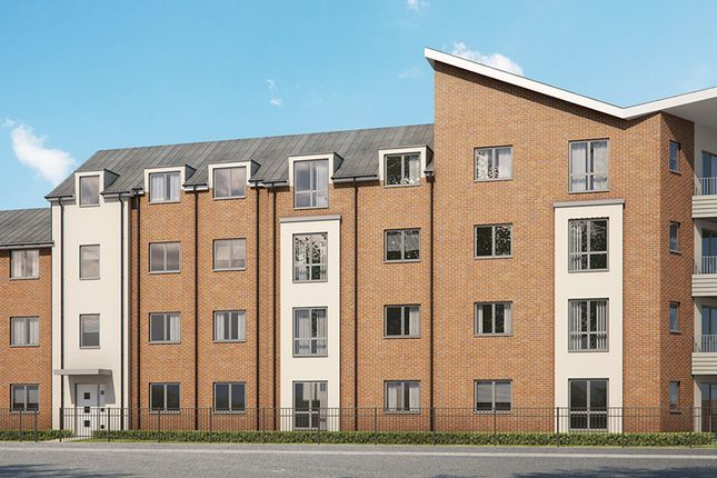 Thumbnail Flat for sale in Edge Street, Aylesbury
