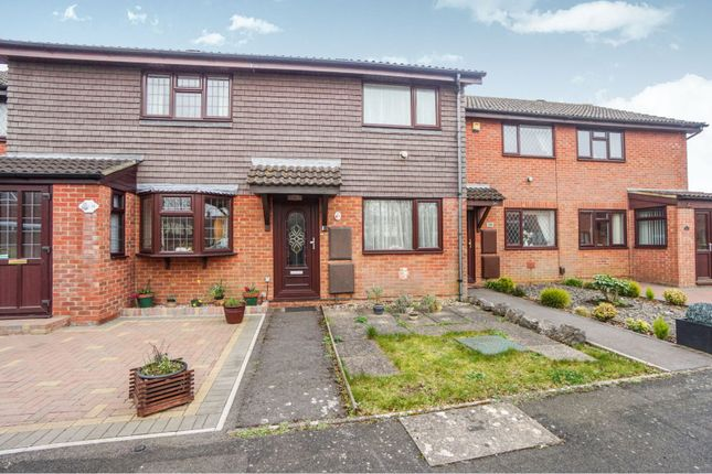 Thumbnail Terraced house for sale in Friars Croft, Netley, Southampton