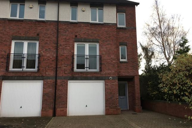 Thumbnail Semi-detached house to rent in 8 St Josephs Gardens, Carlisle