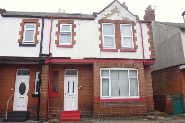 Thumbnail End terrace house to rent in Moorland Road, Scarborough