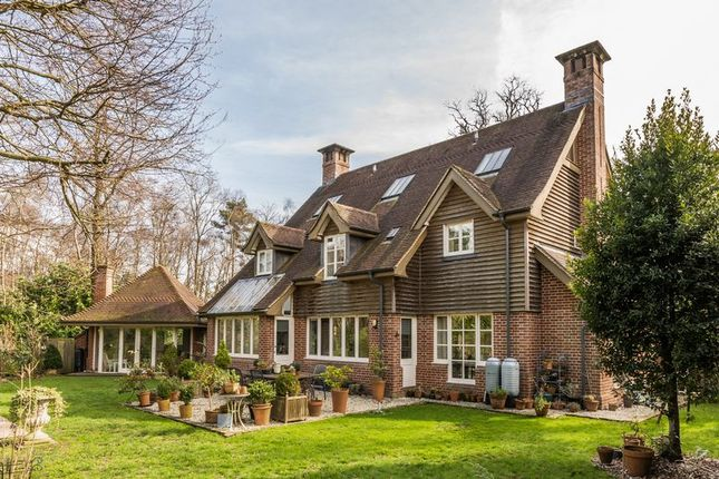 Thumbnail Detached house for sale in Woodside, Chilworth, Southampton