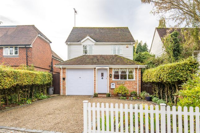 Detached house for sale in Church Road, Brasted, Westerham