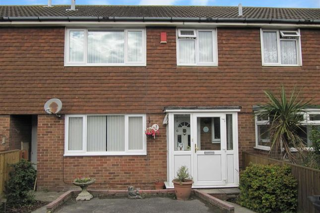 Thumbnail Terraced house for sale in Asten Close, St Leonards On Sea, East Sussex