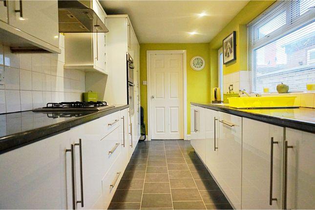 Kitchen of Hinde Street, Moston, Manchester M40