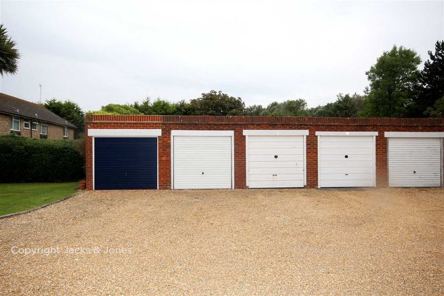 Land to rent in Garage, Chatsmore Crescent, Worthing