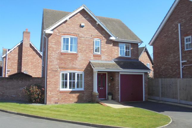 Thumbnail Detached house for sale in Chapel Road, Hadnall, Shrewsbury