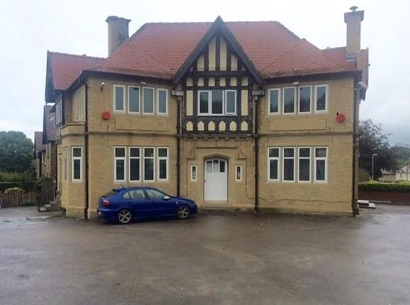 Thumbnail Detached house for sale in Longley Road, Huddersfield, Yorkshire