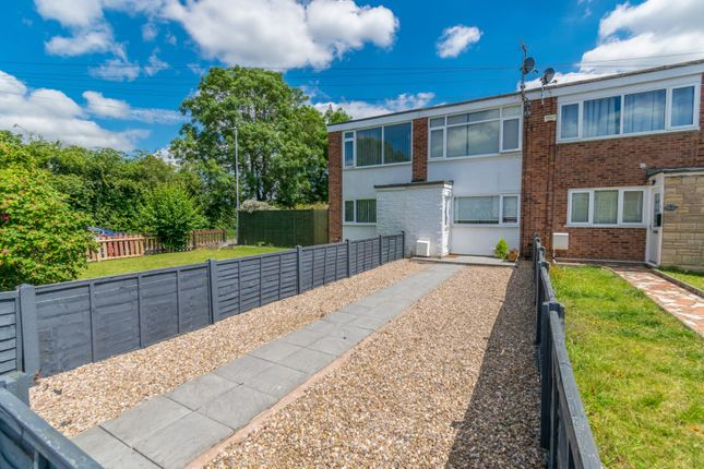 Front of Telford Way, Leicester LE5