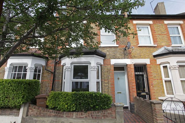 Thumbnail Terraced house to rent in Short Road, Leytonstone