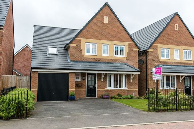 Thumbnail Detached house for sale in Cortland Avenue, Eccleston, Chorley