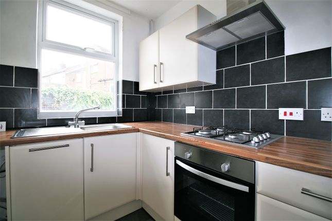 Thumbnail End terrace house for sale in Sheffield Road, Chesterfield