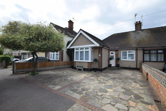 3 bed semi-detached bungalow for sale in Heathview Road, Grays RM16