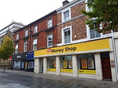 Land for sale in Investment Opportunity, 10-14 Hardshaw Street, St. Helens, Merseyside