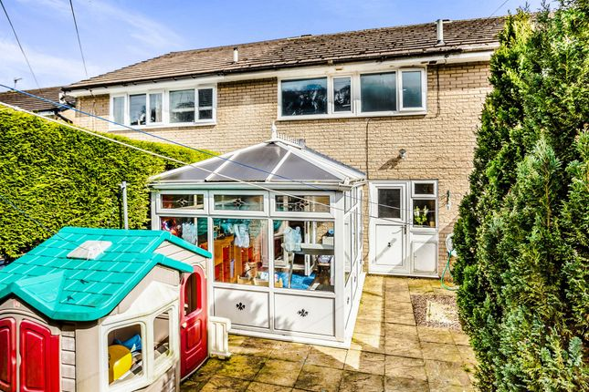 Thumbnail Terraced house for sale in Kebroyd Avenue, Triangle, Sowerby Bridge