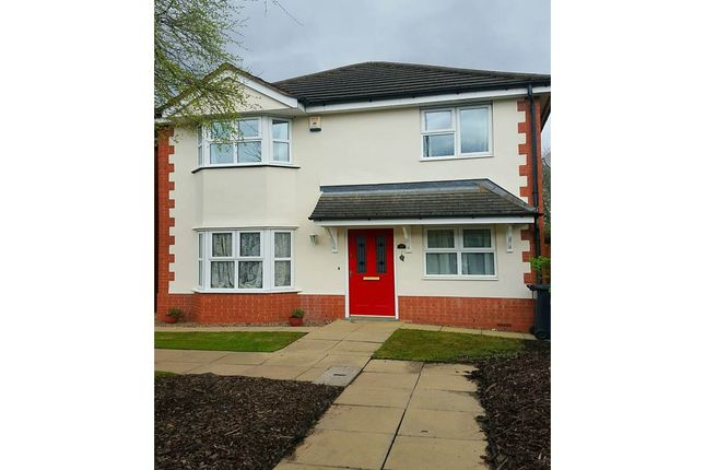 Thumbnail Detached house to rent in Taylor Road, Kings Heath, Birmingham