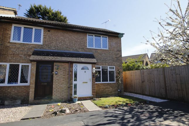 2 bed end terrace house for sale in Quincy Road, Egham, Surrey TW20